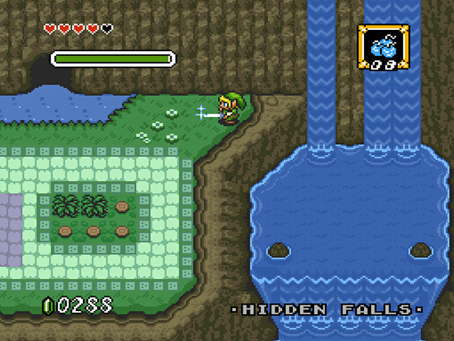 Legend of Zelda, The - A Link to the Past (USA) [Hack by Euclid+SePH